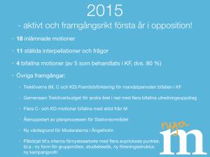 160118 Sammanställning 2015