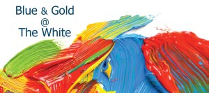Image result for blue and gold at the white gallery lakeville ct