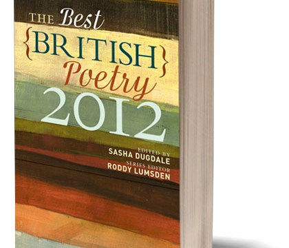 Best of British Poetry 2012