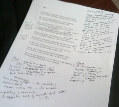 workshop notes 26-1-13