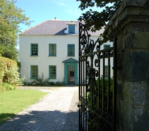 Ty Newydd photo by Touchstone