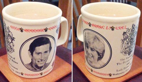 Charles n Di mug