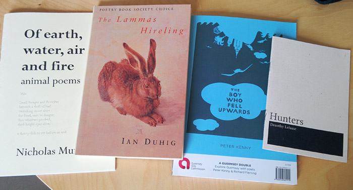 The Reading LIst week 6 - Duhig, Kenny, Murray, Lehane