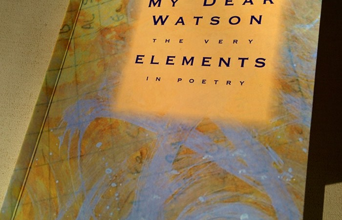 My Dear Watson anthology