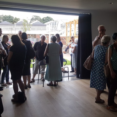 Launch of Clare Best's Springlines