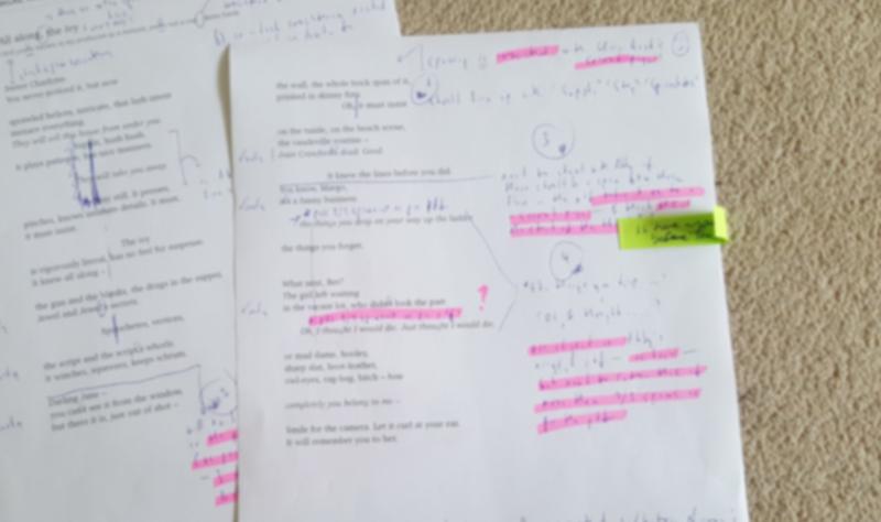 Editing the Telltale Press anthology