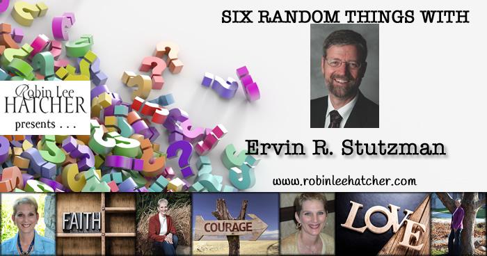 Ervin R Stutzman