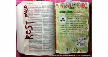 Tis the Season Advent Devotional, Day 19