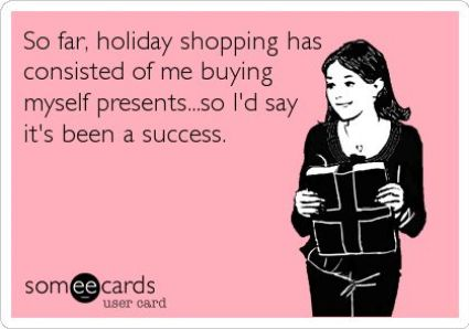 ee Card: Holiday Shopping