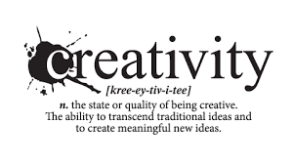 Creativity defined