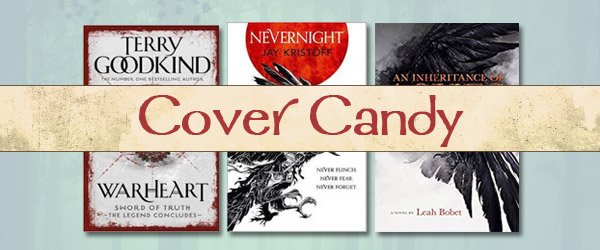 Cover Candy #07: Three (more!) Beautiful Book Covers