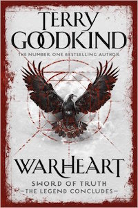 Warheart, by Terry Goodkind