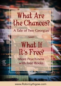 What Are the Chances? A short journey into the surreal AND some free books for you!