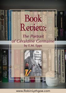 """Book Review: The Portrait of Geraldine Germaine, by E.M. Epps — A peek at the """"Look Inside"""" convinced me to download this marvelous novelette. I danced through it last night and went to bed smiling."""