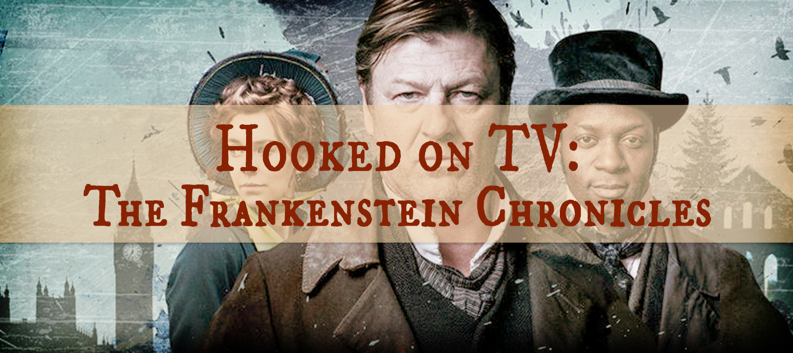 If you're looking for another retelling of the Frankenstein novel, this isn't it—but The Frankenstein Chronicles is a fascinating and creative tale in which the book figures. It's horror, mystery—and sci-fi. And who *is* the antagonist? http://robinlythgoe.com