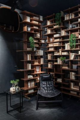 Book Spaces: This one's dark and moody…
