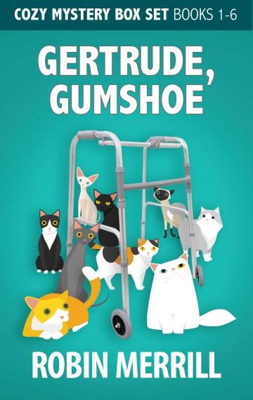 Gertrude, Gumshoe: Complete Series