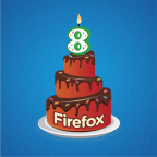 What Firefox's 8th Birthday Means to Me