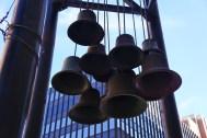 Whispering Bells of Freedom in honor of Crispus Attucks