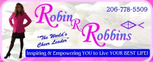 Robin R. Robbins - The Worlds Cheer Leader