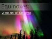 Wonders of Universe