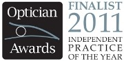 Optician Awards Independent Practice of the Year Finalist Logo