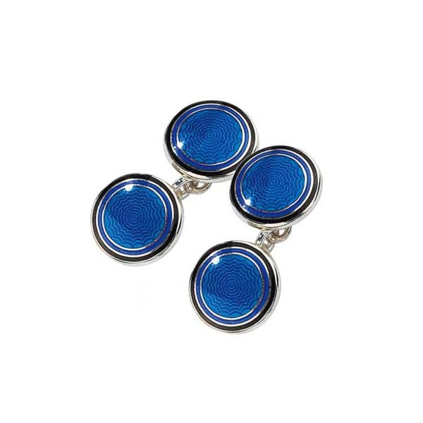 black-and-blue-cufflinks