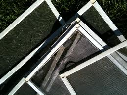 we can take care of most damaged window screen repairs