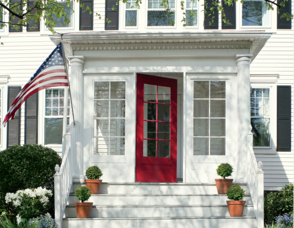 Robinsons Hardware and Rental has the exterior paint you need