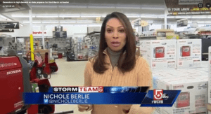 Robinsons Hardware and Rental on WCVB Channel 5