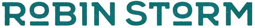 Robin Storm website logo