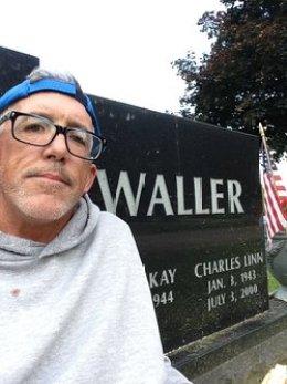 Author CF Waller