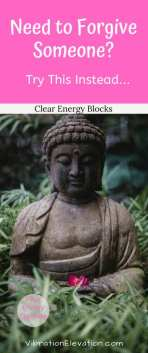 Energy Clearing for Forgiveness