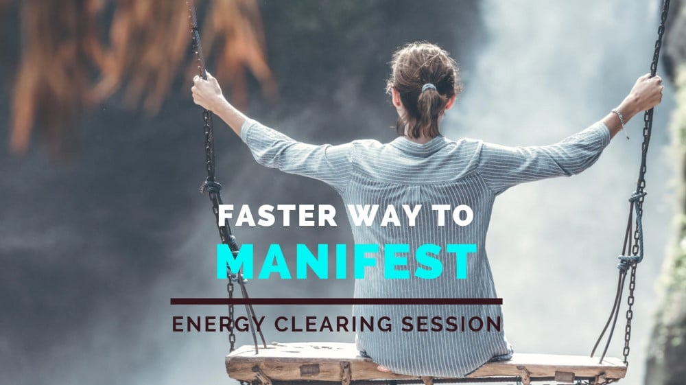 Manifest Faster