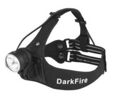 Darkfire M3600 Kombilykt 1800 Lumen