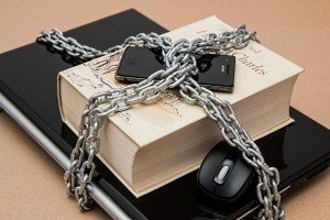 Books in Chains