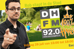 Hou je Haags stapt in de stad: Escamp