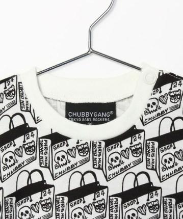 ROB KIDNEY X CHUBBYGANG 'SHOPPING BAG' garments