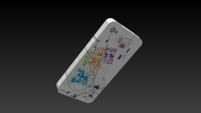 Raptor Cases: UCLan Map Design