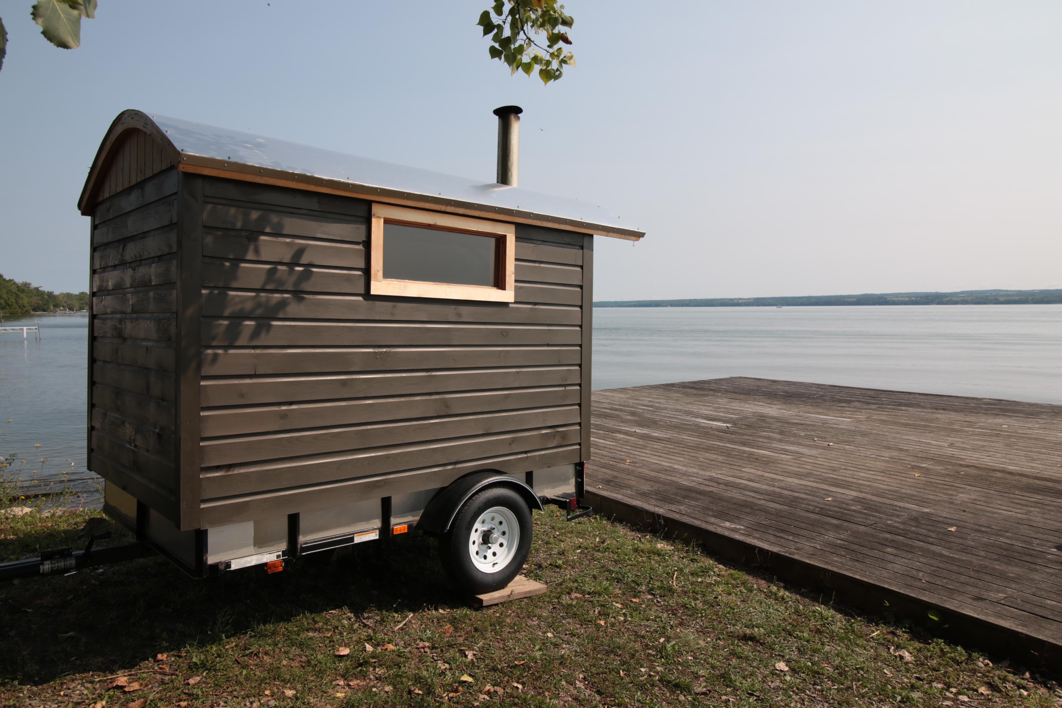 Rob Licht Custom Saunas Mobile Saunas