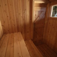 mobile  sauna  by rob licht Custom Saunas