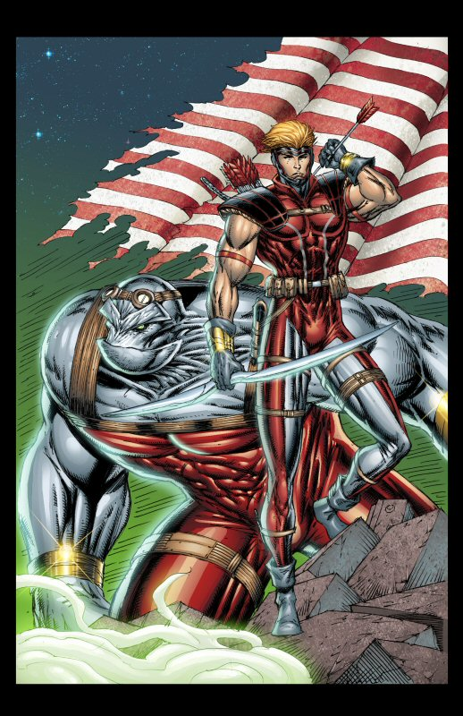 Youngblood Rob Liefeld Creations