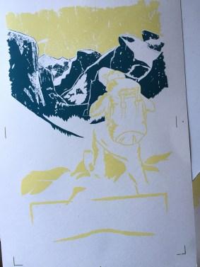 Yosemite Poster Second Color