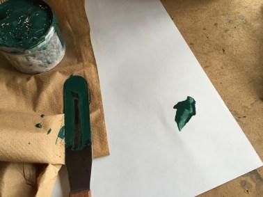 Testing Ink Mix