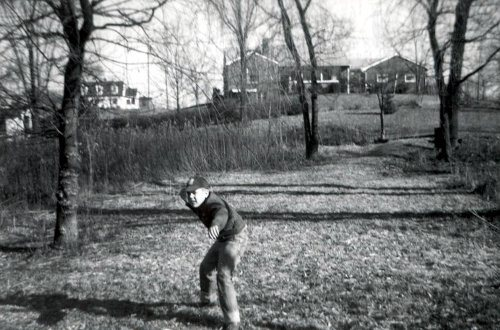 Young Robbie in Ohio