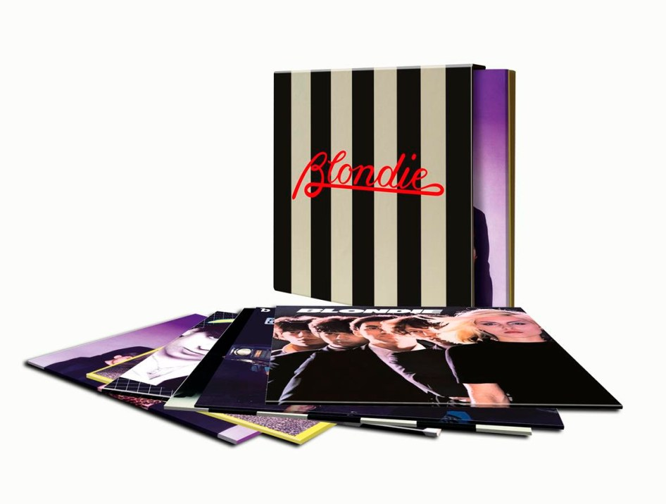 Blondie boxset due for release in December