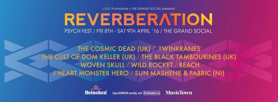 Reverberation Weekend 2016