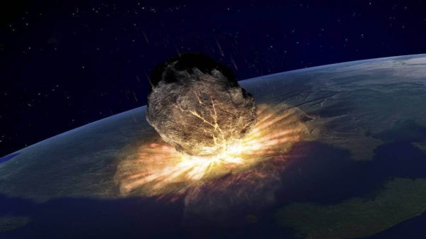 'Doomsday Asteroid' Is Passing Earth Today