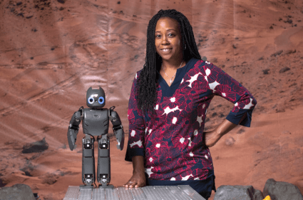#318: Humanized Intelligence in Academia and Industry, with  Ayanna Howard