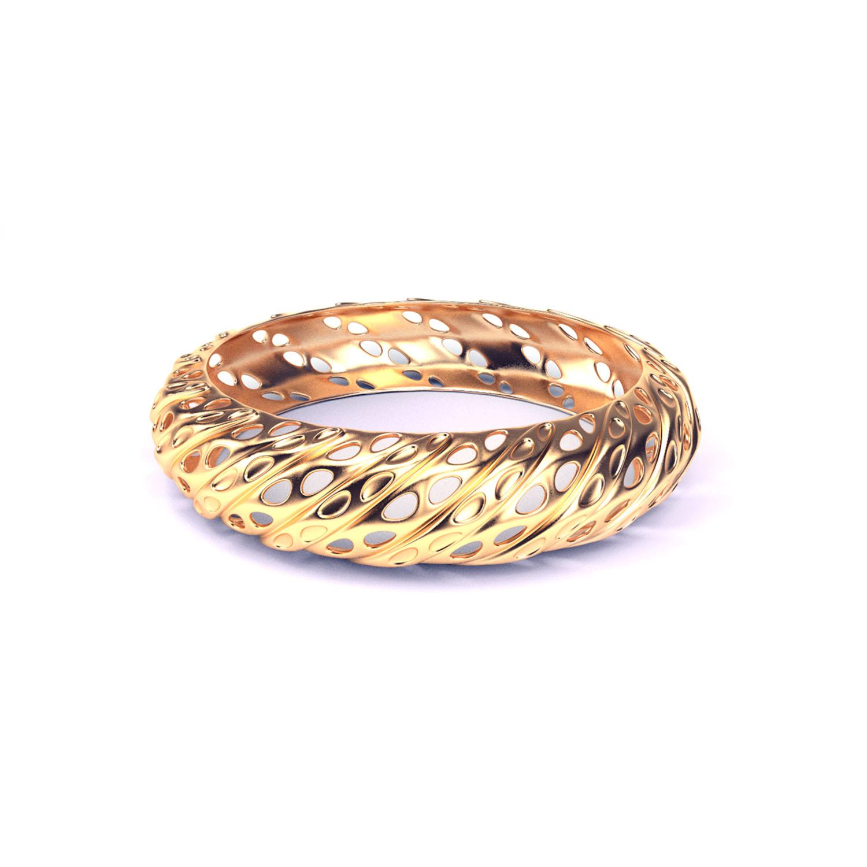 Armband 'Spiral Pattern'